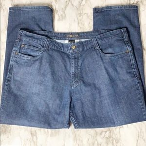 5.11 Tactical Dark Wash Jeans Size 42x30